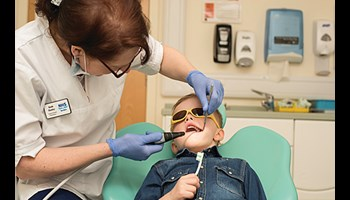 Rapid Review of recommendations for re-opening dental services published image