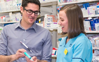 Pharmacy career review published image