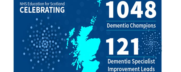 143 more staff graduate from specialist dementia training programmes